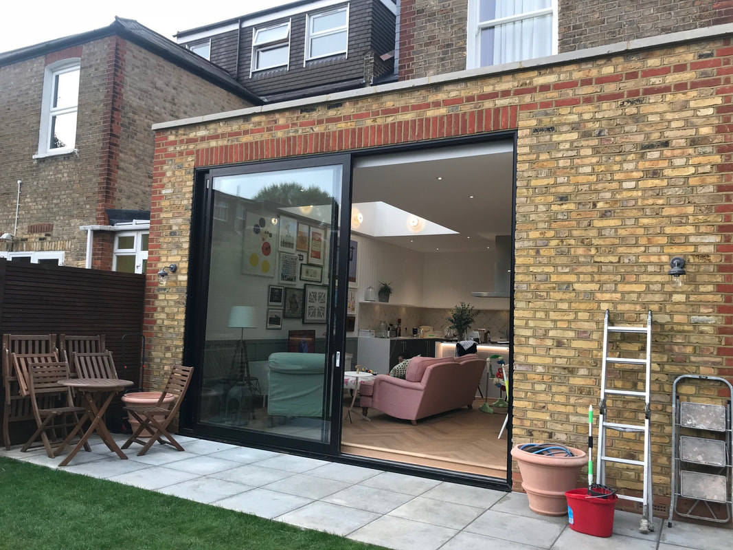 Aluminium Patio Doors Greater London