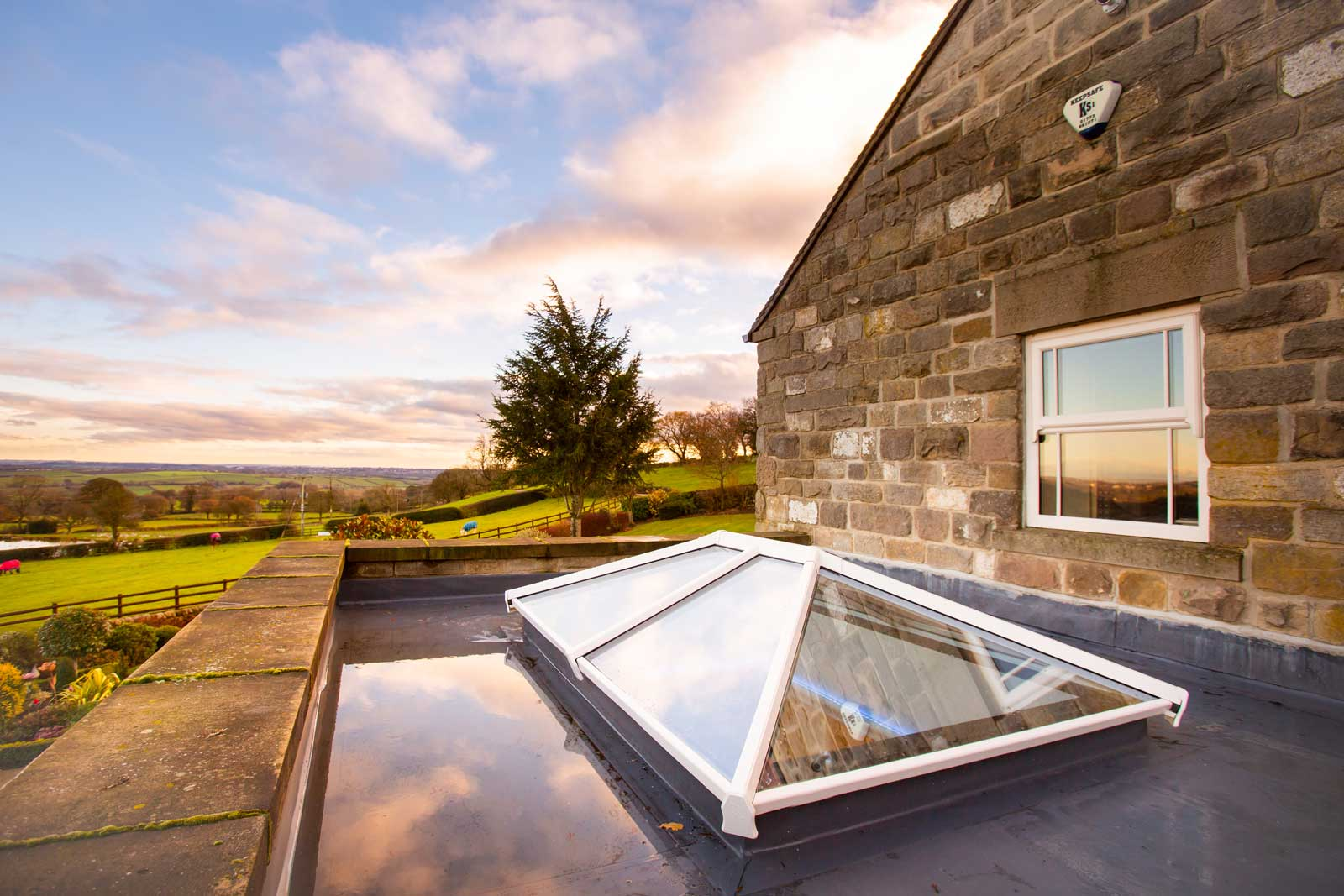 Roof Lantern Supply Prices