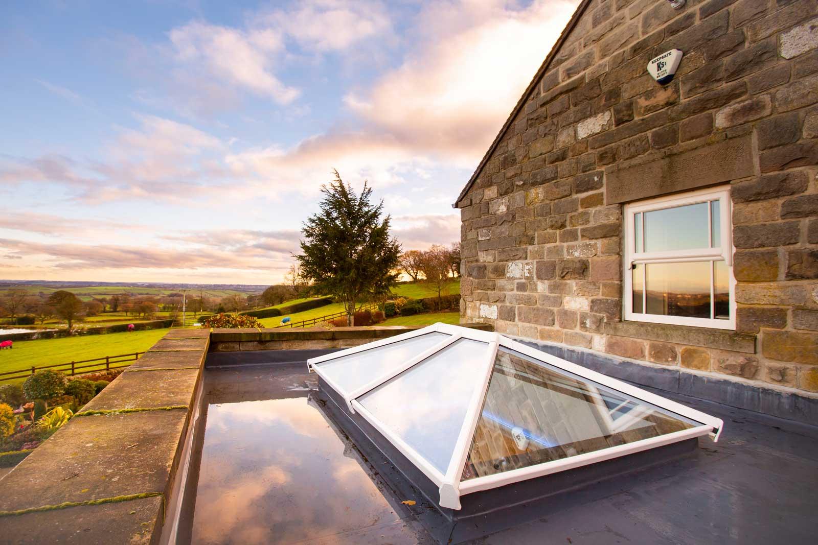 aluminium roof lanterns for trade enfield